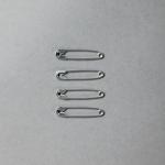 Sicherheitsnadeln aus Stahl 28 mm