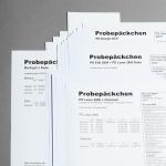 Kopier/Laserpapier Probepäckchen