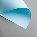 Clairefontaine Trophée 120 g - Sonderposten DIN A4 | Eisblau
