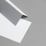 Tischkarten Weiss 86 x 105 mm 200 g/m²
