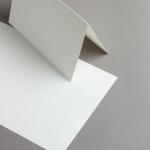 Edelpost Karten DIN A5 hochdoppelt | 25 Stück