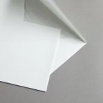 Echt Bütten Couverts Weiss DIN C5 | 25 Stück | mit Futter