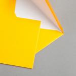 Farbige Couverts DIN C6 mit Futter