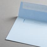 Colorplan Couverts DIN C6 Hellblau