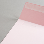 Colorplan Couverts 155x155 mm Rosa