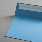 Colorplan Couverts DIN C6 Stahlblau