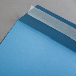 Colorplan Couverts DIN C4 Stahlblau