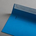 Colorplan Couverts DIN lang Meerblau