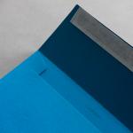 Colorplan Couverts DIN C5 Meerblau