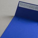 Colorplan Couverts 155x155 mm Königsblau