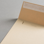 Colorplan Couverts 155x155 mm Walnuss