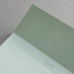 Colorplan Couverts DIN C5 Lindgrün