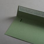 Colorplan Couverts DIN lang Olivgrün