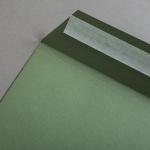 Colorplan Couverts DIN C4 Olivgrün