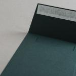 Colorplan Couverts 155x155 mm Dunkelgrün