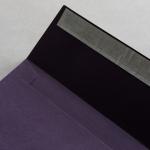 Colorplan Couverts DIN C5 Aubergine
