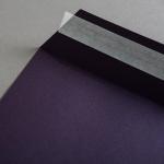 Colorplan Couverts DIN C4 Aubergine