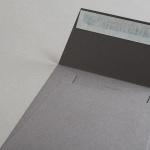 Colorplan Couverts 155x155 mm Dunkelgrau