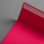 Colorplan Couverts 155x155 mm Flamingopink