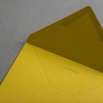 Colorplan Couverts DIN B6 spitze Klappe Kiwigrün