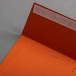 Colorplan Couverts 155x155 mm Rost