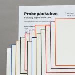Probepäckchen HS Luxury Papers