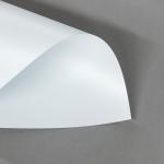 Metallics schimmernd 120 g DIN A3 | Weiss mit Blauschimmer
