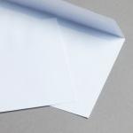 MAYSPIES Premium Couverts 125 x 235 mm | ohne Fenster | haftklebend