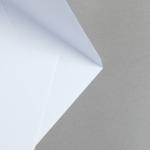 Couverts Weiss Quadratisch 146 x 146 mm | nassklebend
