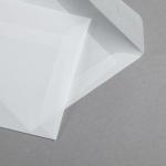 Transparent Premium Couverts nassklebend 160 x 160 mm