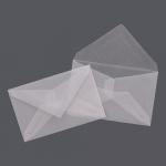 Transparent Premium Couverts 62 x 98 mm