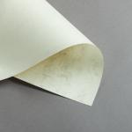 Marmor dtp 90 g DIN A3 | Weiß / Braun