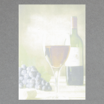 Wein DIN A4