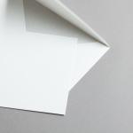 Opaline Couverts mit Futter 25 Stück | DIN C5