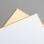 Shikishi Karten 136 x 121 mm