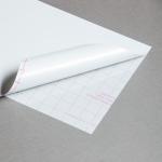 Laserdruckerfolie, Weiß matt selbstklebend