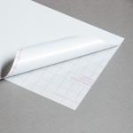 Laserdruckerfolie weiss matt, selbstklebend