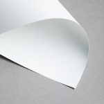 Signolit Polyesterfolie SC22 Weiß Opak DIN A4 | 100 Blatt