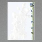 Frühlingsblüten DIN A4 100 Blatt