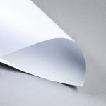 Metallics gebürstet 250/300 g DIN A3 | Silberweiss | 250 g/m²