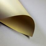 Metallics gebürstet 120 g DIN A4 | Gold