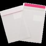 Papiermeister to go >versandtasche< C4 100 Hüllen Fenster white