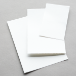 Alt Holländisch Bütten Einfachkarten