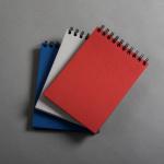 Colorbooks Notizbuch mit Spiralbindung