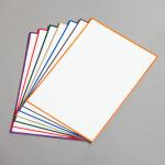 HS Luxury Papers - Karten A6 einfach