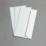 C-Cards Couverts DIN Lang mit metallischem Schimmer