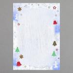 Weihnachtlicher Wunschzettel