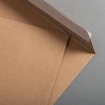 Kraftpapier Couverts C4 haftklebend