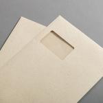 Graspapier Couverts DIN C4 haftklebend