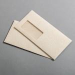 Graspapier Couverts DIN lang haftklebend